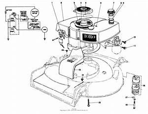 Toro 21738  Whirlwind Lawnmower  1980  Sn 0000001