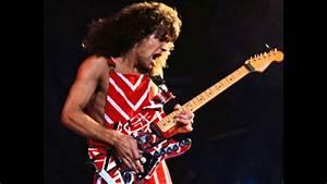 Van Halen - Eruption    Backing Track - Eb