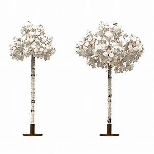 Tree lamp murphy collection tree floor lamp brass and for Cherry tree floor lamp