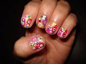 Nails designs for short yve style