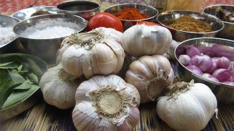 poondu kulambu recipe indian village cooking