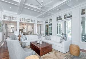 White Living Room Furniture - The Serene Choice That Never ...