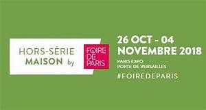 Code Invitation Foire De Paris : invitation gratuite pour hors s rie maison la foire de paris 2018 ~ Medecine-chirurgie-esthetiques.com Avis de Voitures