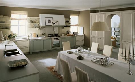 cucina con sala da pranzo cucina classica con sala da pranzo