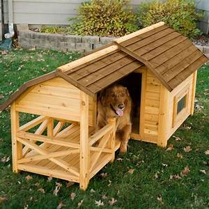 Pallet dog house building tips for Insulated dog houses for large dogs