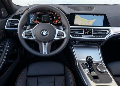 galeria revista de coches interior bmw  sport