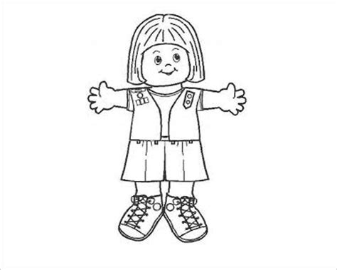 flat stanley templates   creative template