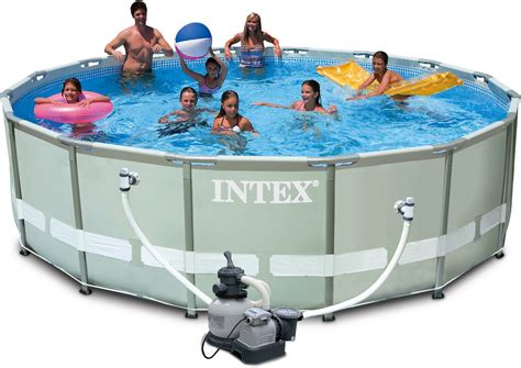 Ersatzteile Intex Pool by Frame Pool Ultra Rondo 216 549 X 132 Cm Allespool 214 Sterreich