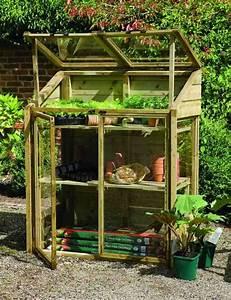Serre Pour Plante : la serre de jardin une solution pratique pour la ~ Premium-room.com Idées de Décoration