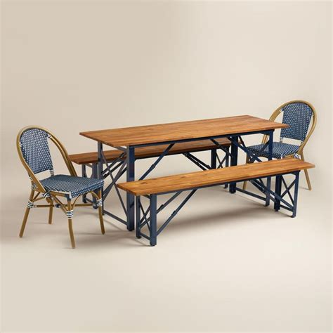 World Market Chairs Outdoor by Peacoat Garden Outdoor Dining Collection