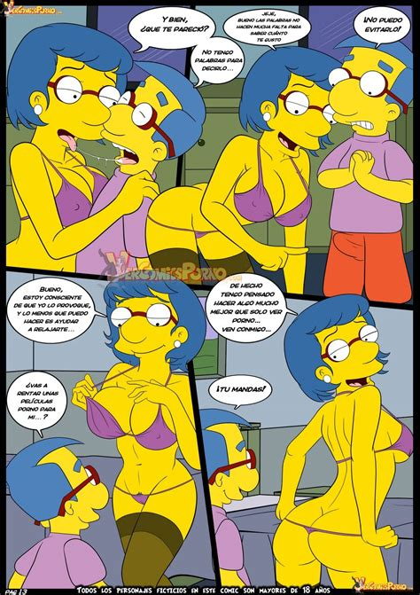 Los Simpsons Viejas Costumbres 6 Original Exclusivo