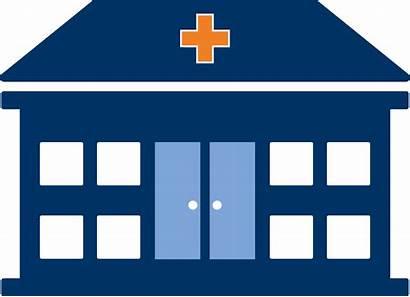 Health Hospital Clipart Center Building Community Transparent