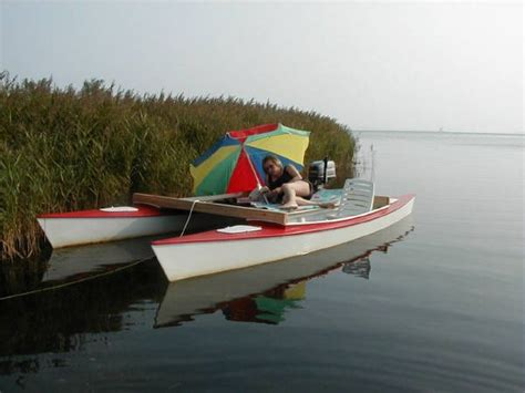 Small Catamaran Fishing Boats by Need Help In Building A Small Catamaran Page 2 Boat