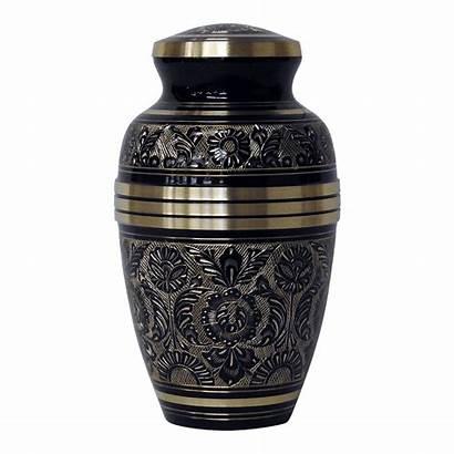 Urn Cremation Urns Ashes Passage Safe Brass