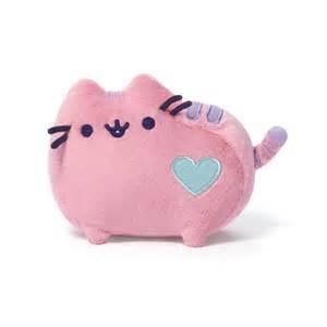 pusheen the cat plush pusheen the cat pastel pink plush gund pusheen plush