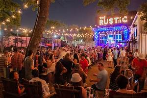 The Rustic Brings A Massive New Restaurant, Bar and Music ...