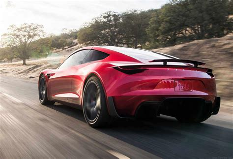 Tesla Roadster sprints from 0-60mph in just 1.9 seconds