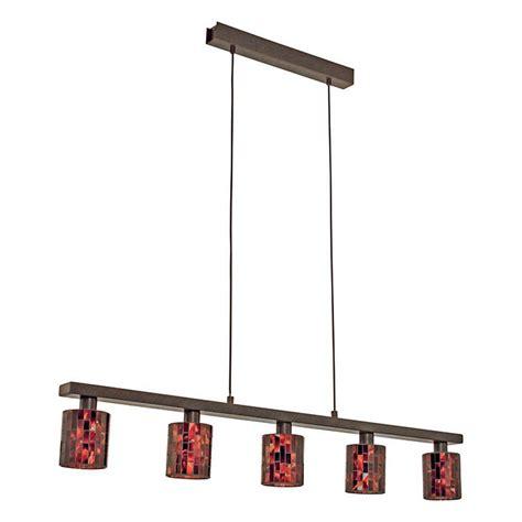 home depot hanging ls eglo troya 5 light antique brown hanging ceiling island
