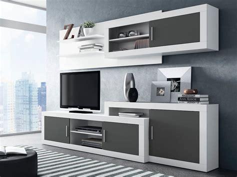 descubre  estilos de muebles modulares  el salon