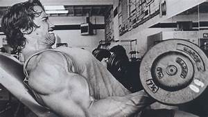black and white, gym, Arnold Schwarzenegger, muscles ...