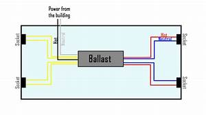 T8 Light Fixture Wiring Diagram