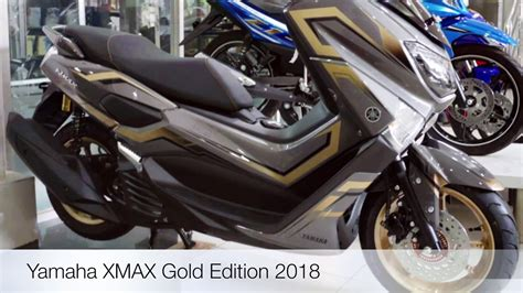 Nmax 2018 Philippines by Yamaha Nmax Gold Edition 2018