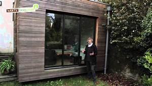 Extension Maison Préfabriquée : extension bois container home outdoor decor garage doors et outdoor structures ~ Melissatoandfro.com Idées de Décoration