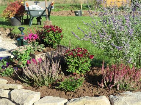 Domis Garten Herbstbepflanzung