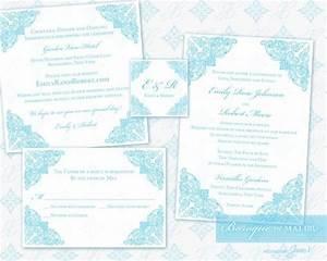 printable invitation set digital template 2697633 weddbook With digital wedding invitation templates free download