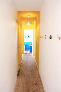 amenager et decorer un couloir en 9 photos cote maison With couleur pour un couloir 8 comment amenager une petite chambre elle decoration