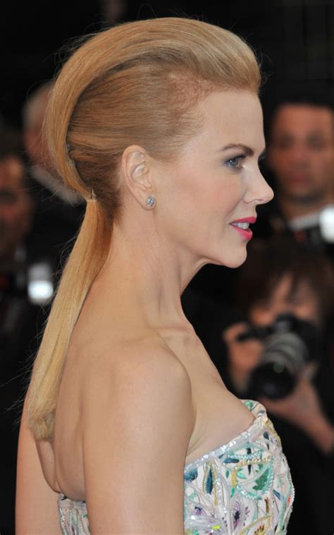 trendy slicked  hairstyle ideas  haircuts