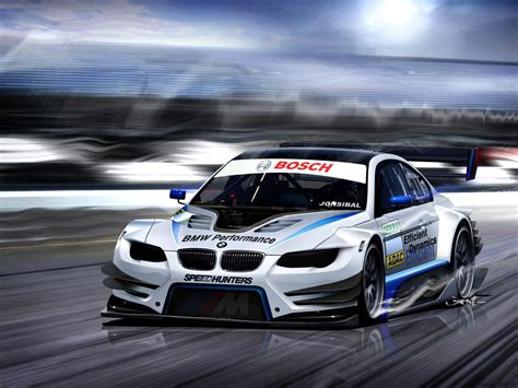 BMW Car : Bmw To Enter Dtm Series In 2012 With Six M3 Touring Cars