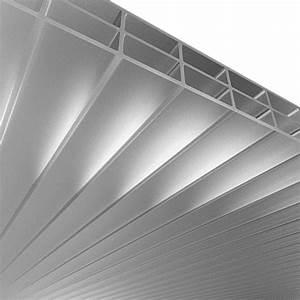 Doppelstegplatten 16 Mm Preisvergleich : hohlkammerplatte makrolon 200 cm x 98 cm x 16 mm polycarbonat transparent bauhaus ~ Yasmunasinghe.com Haus und Dekorationen