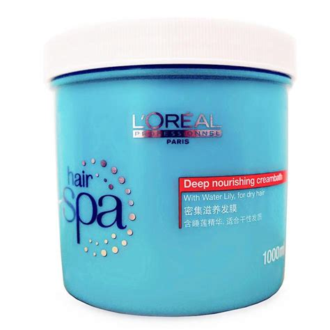 Harga Loreal Hair Spa Nourishing Creambath 1000ml loreal hair spa nourishing creambath shopee