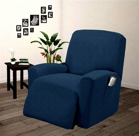 Lazy Boy Loveseat Recliner Slipcover by Pique Stretch Form Fit Furniture Chair Recliner Lazy Boy