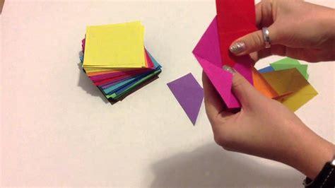 sterne falten aus papier origami falten aus papier basteln