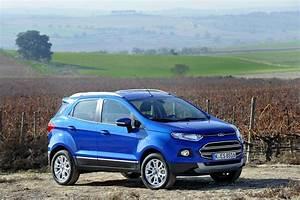 Qu U00e9 Suv Peque U00f1o Compro  Llega El Nuevo Ford Ecosport