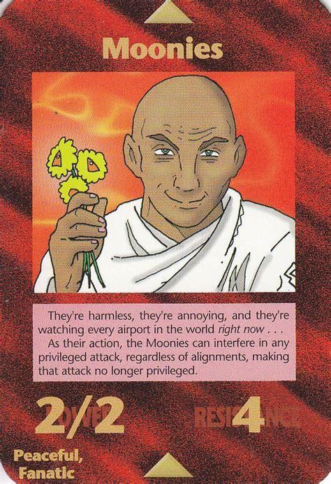Illuminati Card Steve Jackson Illuminati New World Order Steve Jackson Lot 145 1 Card Ebay