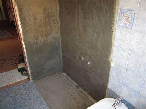 piatto doccia muratura foto piatto doccia in muratura di d p edilizia generale