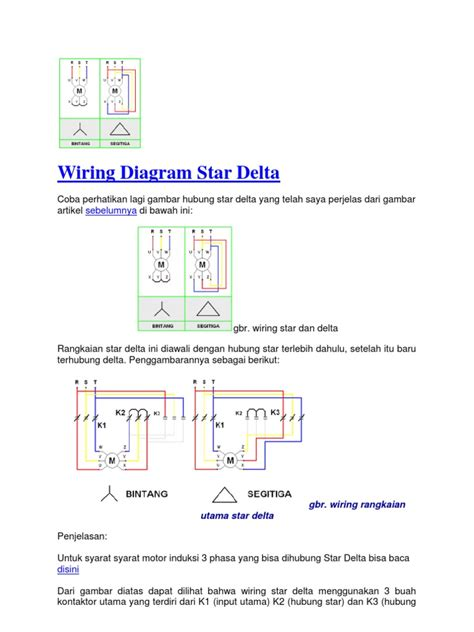 gambar wiring diagram delta image collections