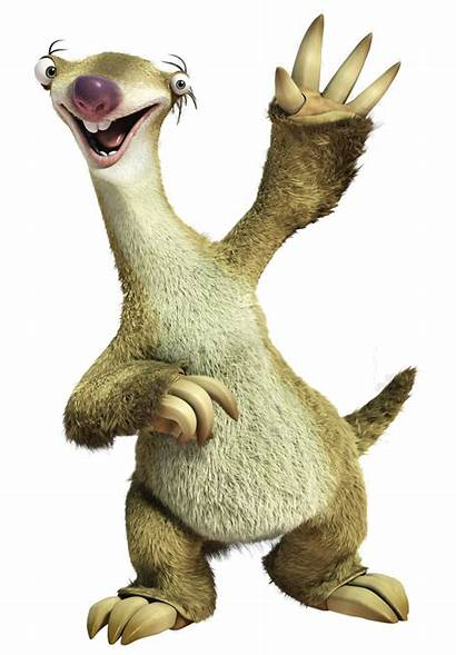Sid Iceage Ice Age Sloth Wikia