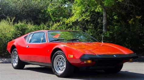 » 1974 De Tomaso Pantera Exotic Car Search