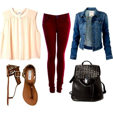 Cute Polyvore Outfits | www.imgkid.com - The Image Kid Has It!