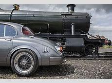 Ian Callum Creates OneOff Modernized Jaguar Mk2