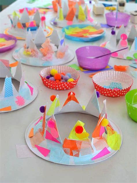 adorable diy party hat ideas  match  party theme