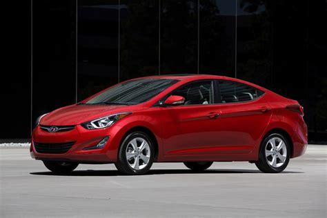 2016 Hyundai Elantra Value Edition First Test  Motor Trend