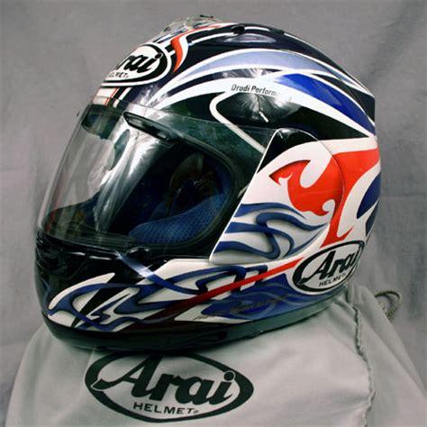 arai rx  corsair mccoy replica helmet pelican parts forums