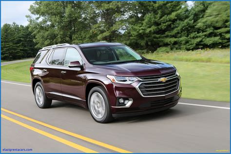Chevrolet High Country 2020 by 2020 Chevrolet Traverse High Country 2019 2020 Chevy