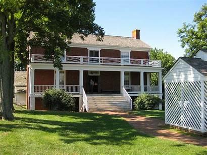 Appomattox Court Mclean Historic Courthouse Civil War