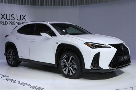 cool facts    lexus ux motor trend canada